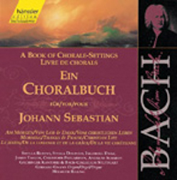 bach choralbuch am morgen 150